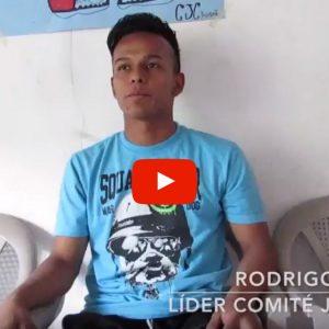 CONOCE CON RODRIGO NUESTRO TRABAJO EN COMUNIDADES