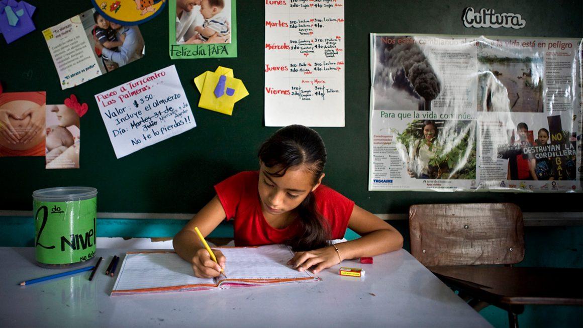 Niñez y Juventudes Constructoras de Paz