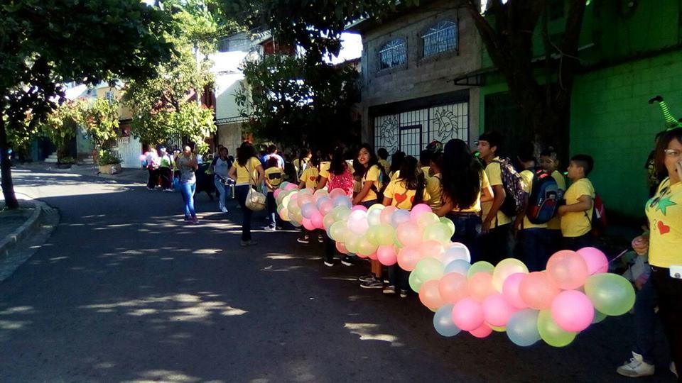 FESTIVAL DE LOS DERECHOS DE LA NIÑEZ EN MEJICANOS