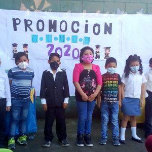 GRADUACIÓN DE PARVULARIA 2020